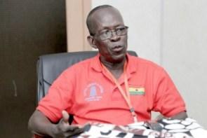 Abraham Koomson, General Secretary of the Ghana Federation of Labour