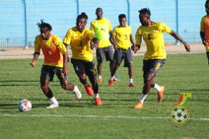 Black Stars face Sudan in the second leg