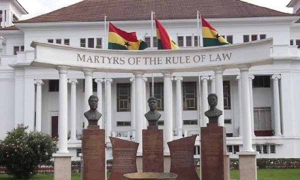 We'll deal with presidential petition within 42 days – Justice Dotse