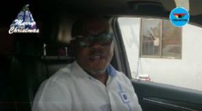 Professor. Ransford Gyampo is a political scientist