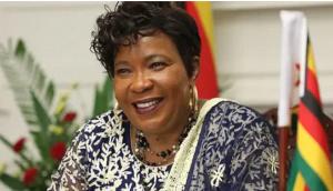 Auxillia Mnangagwa, First Lady of Zimbabwe