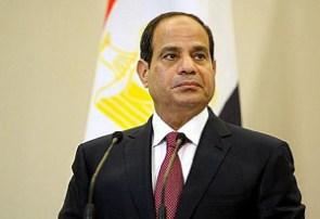 Abdel Fattah Al-Sisi, President of Egypt