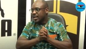Communications Director of the Ghana Football Association, Henry Asante Twum