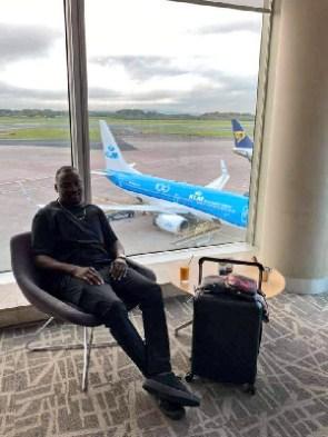 CEO of Salt Media GH, Charles Ohene Kwame Frimpong