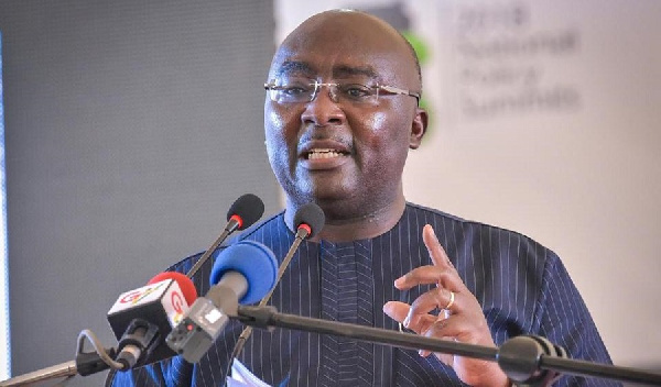 Bawumia fires up in his home region to consolidate electoral gains for NPP