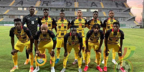 Black Stars to depart to Sudan for 2021 AFCON qualifier on Saturday