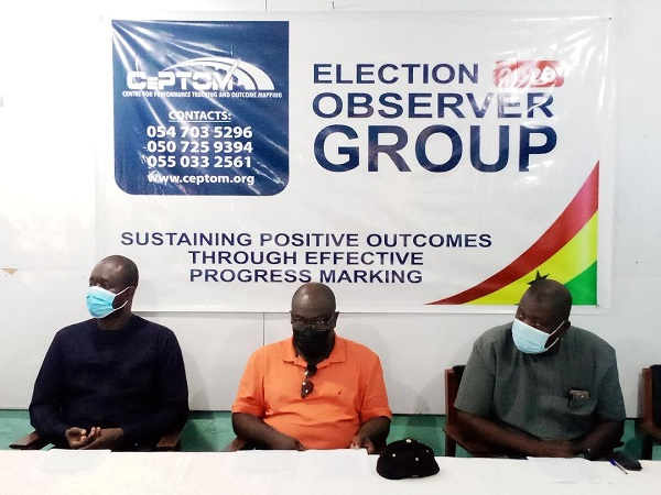 CePTOM engages 2,500 officials for 2020 elections