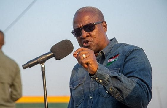 'Coward' Amidu trying to please gov't with Airbus claims – Mahama fumes