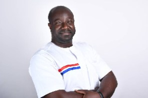 Dr. Dickson Adomako Kissi, MP-elect for Anyaa Sowutuom