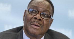 Former Malawian President, Peter Mutharika