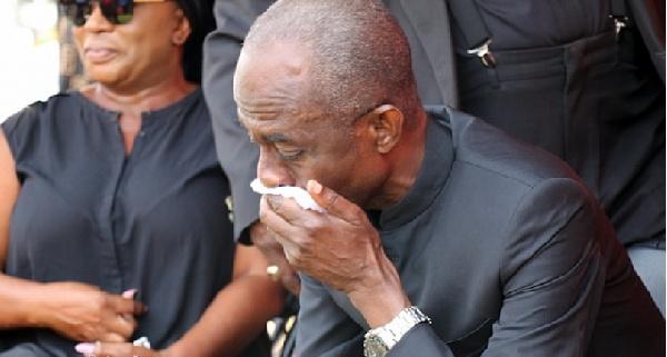 J.J. belongs to us but \'opponent\' Akufo-Addo \'hijacking\' his funeral – Asiedu Nketia cries