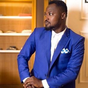 Ghanaian comedian, Derrick Kobina Bonney AKA Funny Face