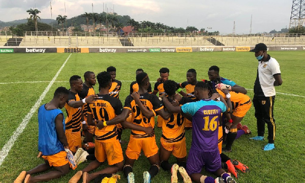 GPL: Aduana beat Hearts of Oak, King Faisal lose heavily in Obuasi to Ashgold