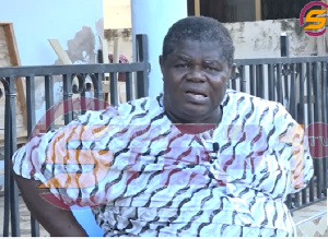 Psalm Adjeteyfio, also known as T.T, is a veteran Ghanaian actor