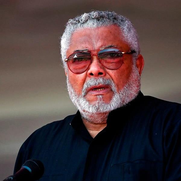 Kumasi goes gloom over death of former President Rawlings