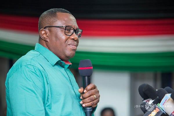 Next NDC gov\'t will recruit 8,000 police personnel - Ofosu Ampofo
