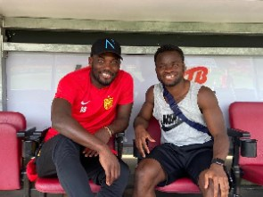 Essien and Kwaku