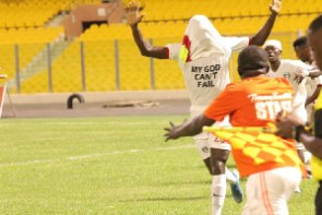 Kotoko and Eleven Wonders share the spoils in Accra