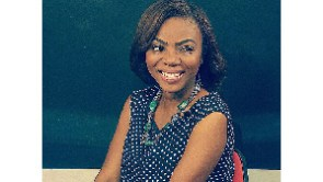 Wendy Laryea was a presenter and producer