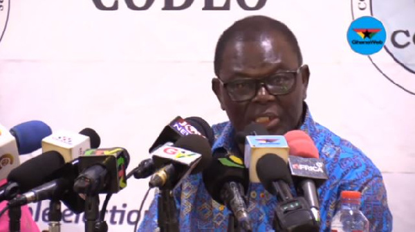 CODEO lauds Electoral Commission for improving electoral operations