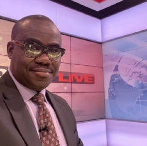 Stephen Anti was adjudged Male Newscaster of the Year