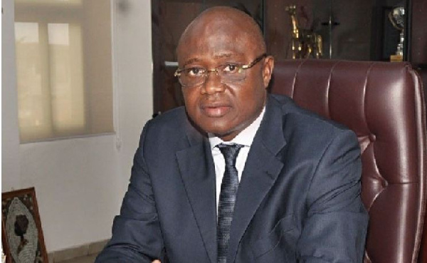Mr Martial Akakpo is Lawyer for the 'secessionists'