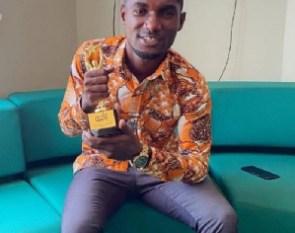 Ghanaian celebrity blogger, Isaac Aidoo