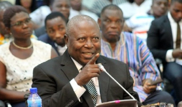 Amidu was appointed to 'blind him' from corrupt cases under NPP gov't – NDC PC