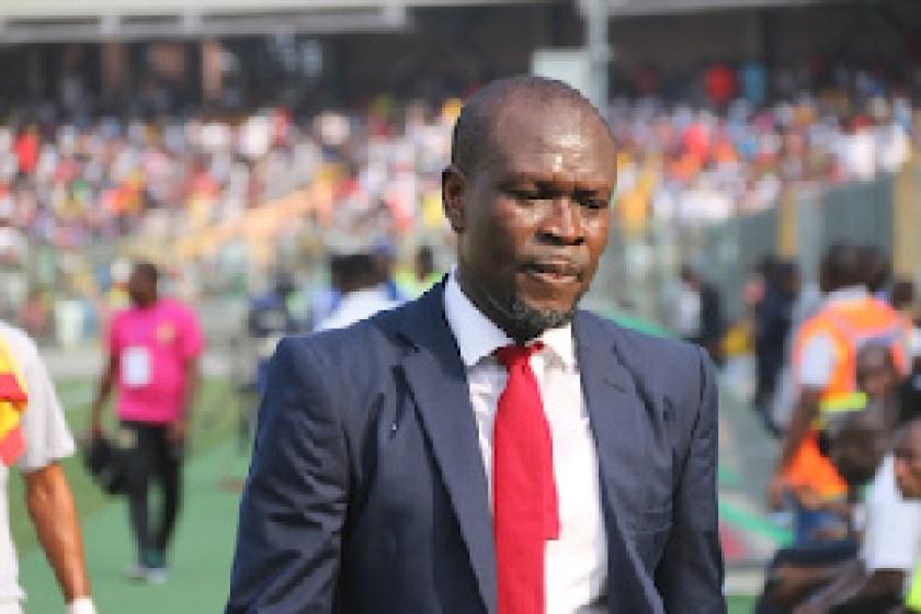 Ghana coach C.K Akonnor opens up on the pressure of coaching Black Stars