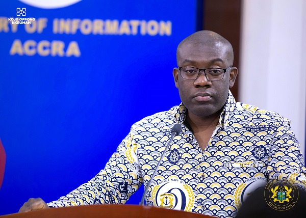Surge in coronavirus active cases not due to political rallies – Oppong Nkrumah