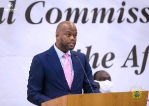 Secretary-General of the African Continental Free Trade Africa, Wamkele Mene
