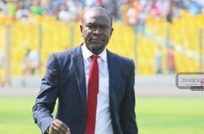 Black Stars coach CK Akonnor