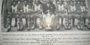 Hearts of Oak squad of 1958