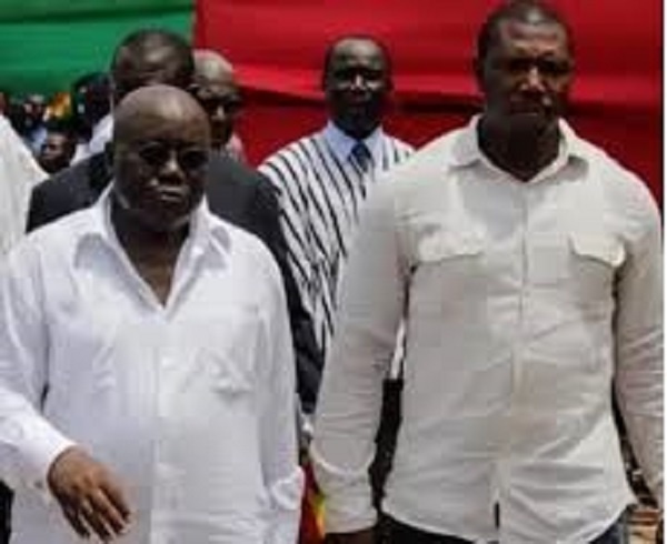 Nana Addo's bodyguard seizes businesswoman\'s land, she petitions president and Chief Justice