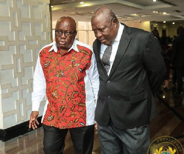 Martin Amidu has resigned