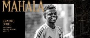 Opoku netted 29 goals in 64 matches for the Attram De Visser Soccer Academy.