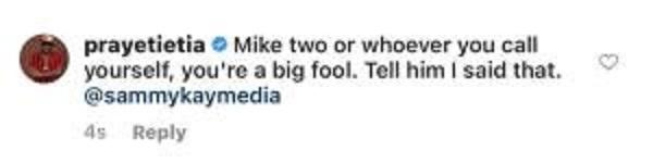 You are a big fool – Praye Tietia replies presenter Mic 2 2