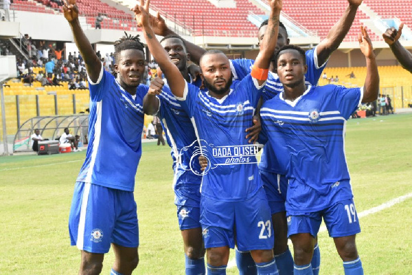 2019/20 GPL: Accra Great Olympics pick first win