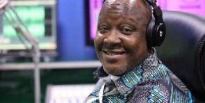 Media personality, Kwame Sefa Kayi