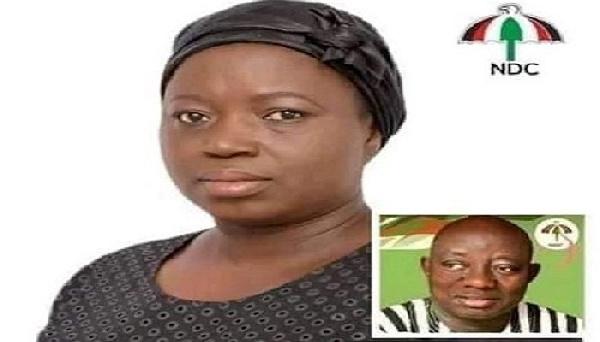 Lydia Akanvariba Adakudugu won the Tempane Constituency seat