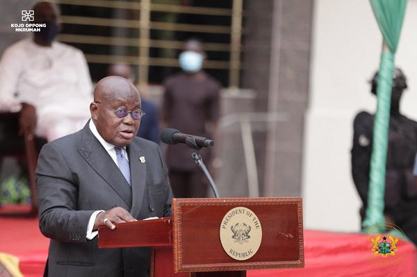 President lauds SSNIT for significant strides in last three years