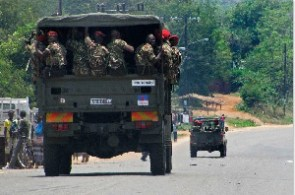 Mozambican forces are struggling to contain an insurgency in the country's north