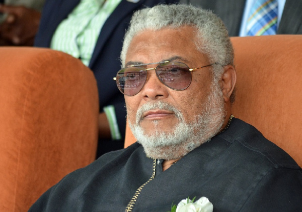 Confusion over burial of former President Jerry John Rawlings