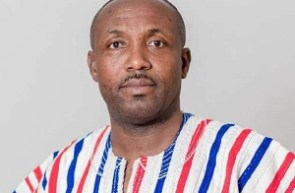 John Boadu, the General Secretary of the New Patriotic Party