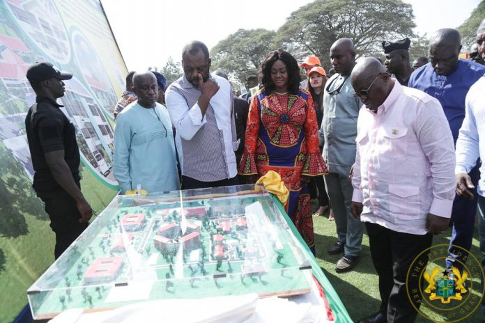 Ghana to get creative arts SHS, building tech school after ex-leader Kufuor