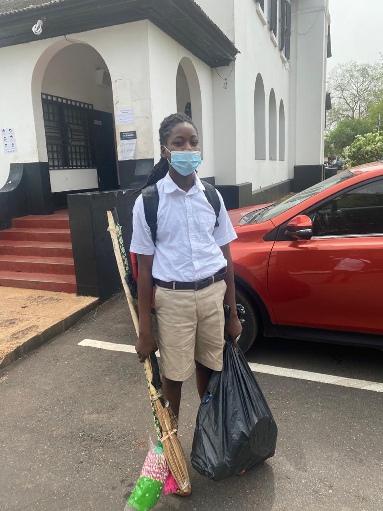 Achimota School has denied my son admission because of his dreadlocks –  Rastafarian dad claims