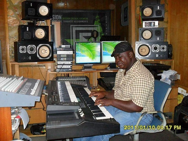 Music Producer Fred Kyei Mensah (Fredyma)  Weeps Over Ofori Amponsah's Tribute 1