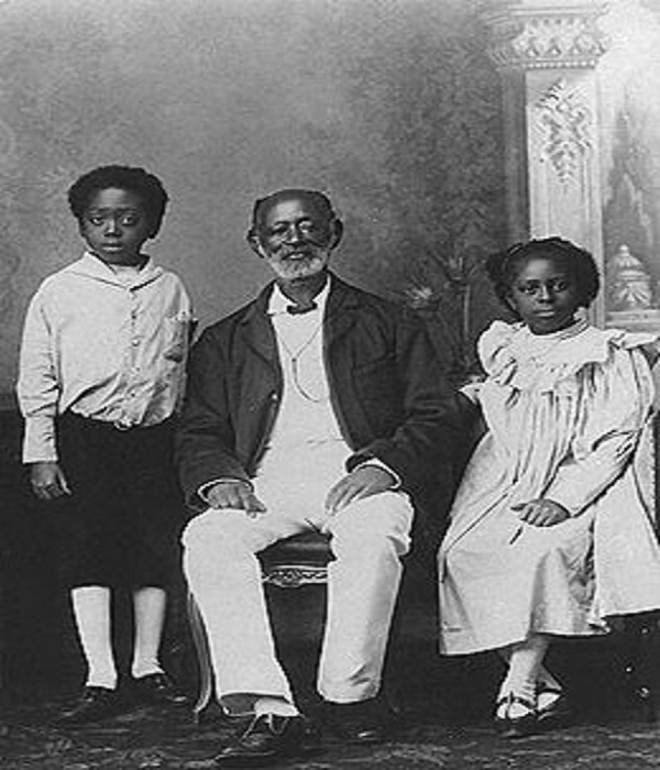 This Ashanti prince became the first black engineer in the world in the 1850s 1