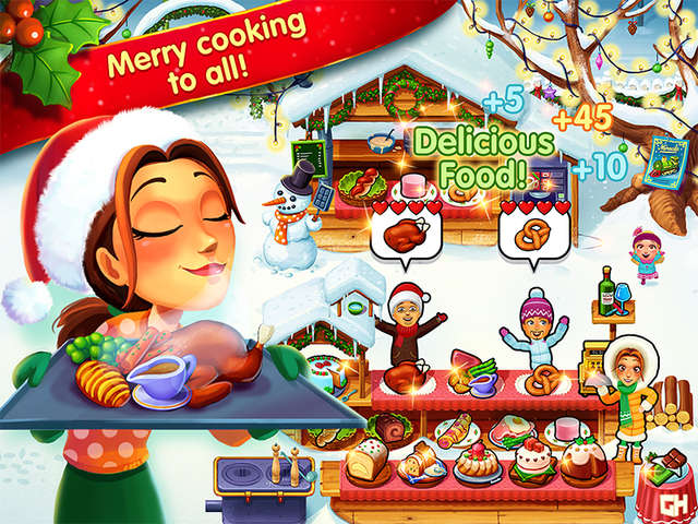 Time Management Restaurant Games Online
