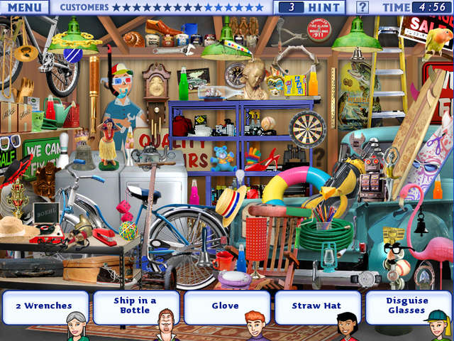 Little Shop of Treasures | GameHouse